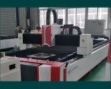 1000W Raycus Sheet Metal Laser Machine Tool com única mesa (EETO-FLS3015-1000W)