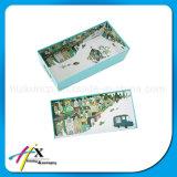 Chaussures de papier faites sur commande de carton populaire empaquetant le cadre