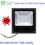 luz de inundação do diodo emissor de luz de 10W AC200-270V 2835SMD