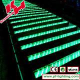 240PCS de la luz de lavado de pared LED RGB