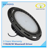 150W Osram 3030 IP65 High Bay LED com Driver Meanwell