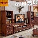Estilo Europeu Novo Design LCD TV Stand / TV Cabinet (GSP13-005)