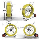 Sistema de inspeção das câmeras do esgoto da tubulação do detetor de metais