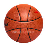 Баскетбол веса нормального размера PU главного качества