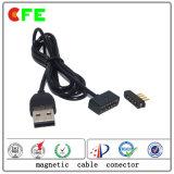 Электрический магнитный кабельный соединитель для Nebulizer