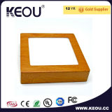 熱い販売の正方形LEDのパネル24W Ra>80 PF>0.9の天井