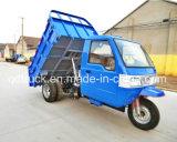Mini scaricatore del triciclo, un mini scaricatore delle 3 rotelle