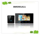 9' ' touche tactile TFT Villa Doorphone vidéo numérique sans fil