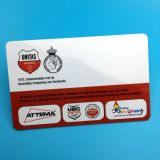 Большой объем памяти HF бесконтактный считыватель ПВХ NTAG216 smart card NFC RFID