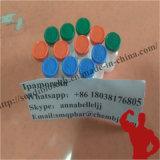 Hormonas Injectable Ipamorelin 2mg do Peptide de Femara por o tubo de ensaio para o Bodybuilding