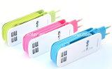 4 USB 포트 보편적인 3in1 소켓 여행 충전기 벽 충전기