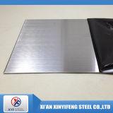 ASTM A240 347 Plaque en acier inoxydable