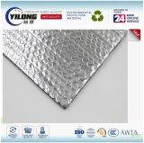 Подпертый алюминиевой фольгой материал изоляции пузыря