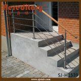 Экстерьер Railing кабеля лестницы крылечку нержавеющей стали 316# (SJ-H1539)