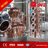 Gin vapor molecular de corte de la máquina Unidad de Destilación