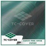 Couverture de maille de la sûreté Couvrir-PP de piscine