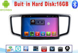 Percorso Android dell'automobile DVD GPS del sistema per Honda Odyssey 10.1inch con Bluetooth/TV/WiFi/USB/MP4