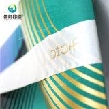 Impression de sac de cadeau Sharp Ruban coloré