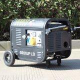 バイソン((h) 2kw 2kv中国) BS2500cのAir-Cooled単一シリンダー携帯用ガソリン銅線携帯用ガソリン発電機