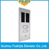 Elevatore domestico semplice e pratico della villa con l'acciaio inossidabile della linea sottile