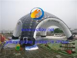 Cupola gonfiabile esterna per visualizzazione