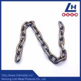 Encadenamiento de transporte galvanizado oro de alta resistencia de G70 Nacm90