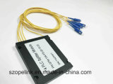 Gpon Telecommunication scatola di plastica 1X4  Divisore del PLC