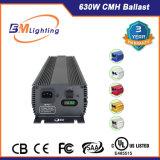 A dupla saída de 2*315W luz crescer 630W CMH balastro electrónico digital