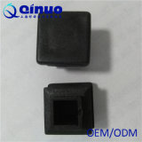 15 mm Qinuo 공장 공급자 검정 백색 사각 플라스틱 모자