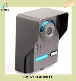 対面通話装置は高い感度の接触技術のビデオドアベルのドアの電話をロック解除する