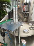 Máquina de enchimento da selagem do copo giratório automático para a cápsula do café