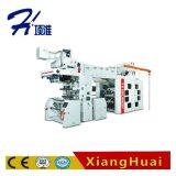 Ci Flexo Machine d'impression High Speed ​​High Precision 4 Color