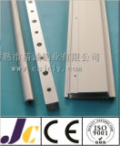 6063 T6 gelochtes Aluminiumprofil (JC-P-10086)