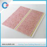 2017 деревянных панелей PVC конструкции