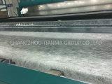 Tapis en fibre de verre cousu