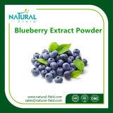 HPLCのブルーベリーのエキスの粉による25%のアントシアニジン粉