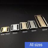 зажим металла вспомогательного оборудования одежды 30mm в по-разному имеющихся размерах