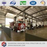 Gruppo di lavoro di manutenzione del veicolo della struttura d'acciaio di Sinoacme