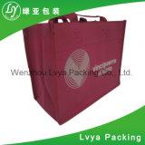 Mehrfachverwendbares Ppwoven lamellierte Tote-Einkaufstasche mit Form-Entwurf