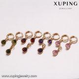 64182 Conjunto de joyas de moda baño de oro ojo del rasgón de la Mujer de la CZ