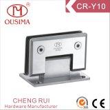 Стороны двойника стена 90 градусов к стеклянному шарниру ливня (CR-Y10)