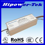 UL 열거된 40W 840mA 48V 일정한 현재 짧은 예 LED 전력 공급