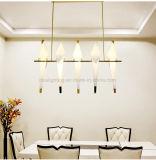 2017 Hot Sale Decoração Perch Indoor Light pendurado pendente lâmpada LED Chandelier