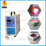 Macchina di fusione ad alta frequenza del riscaldamento di induzione per ferro d'acciaio