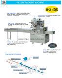 Lleno de embalaje Automáticas de acero inoxidable completa línea de máquinas de embalaje horizontal
