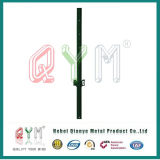 Metal Finished Cast Iron Fence Post Factory/Steel Metal Fence Post