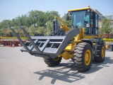 3.0 tonnellate Wheel Loader con 4 in 1 CE Approved Quick Coupler e Multifunctional Attachments di Bucket Deutz Engine