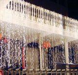 свет занавеса украшения свадебного банкета рождества 3X3m СИД