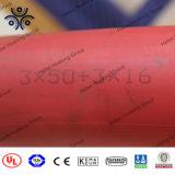 최신 제품 지하 3.6/6kv 광업 고압선 4*185mm2