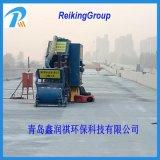 중국 대중적인 수평한 강철 플레이트 청소 닦는 탄 폭파